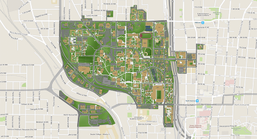 Map of College of Sciences | Georgia Institute of Technology | Atlanta, GA